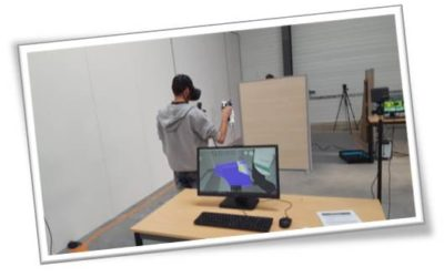 Formation Peintre Industriel avec Réalité virtuelle – INTERFORMAT